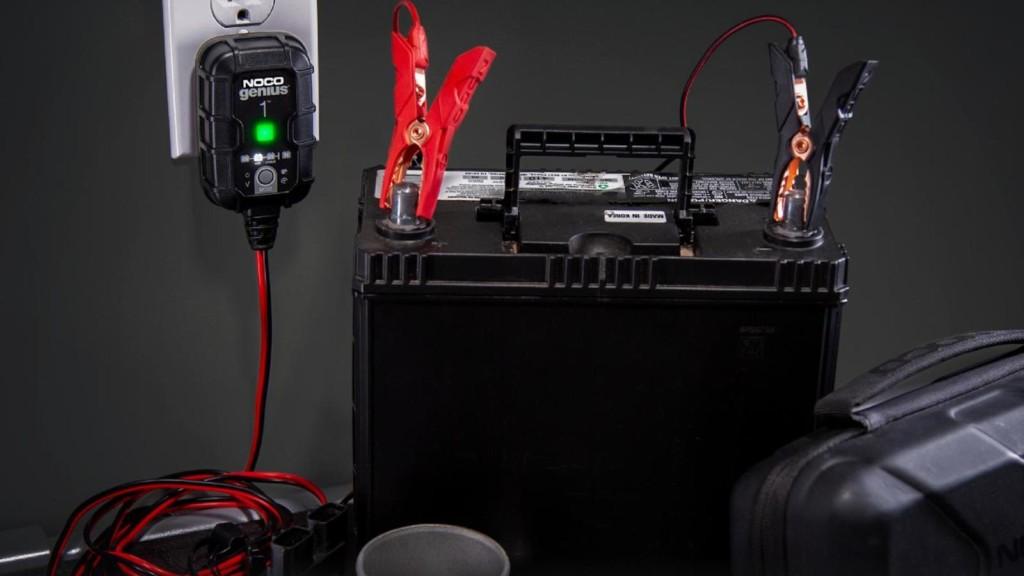 NOCO GENIUS1 smart vehicle charger