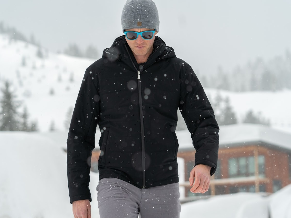NatureDry LOFT all-merino insulated jackets keep you warm without plastic or chemicals