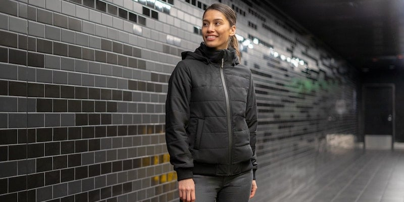 This eco-friendly outerwear keeps you warm without harming the environment NatureDry LOFT all-merino insulated jackets