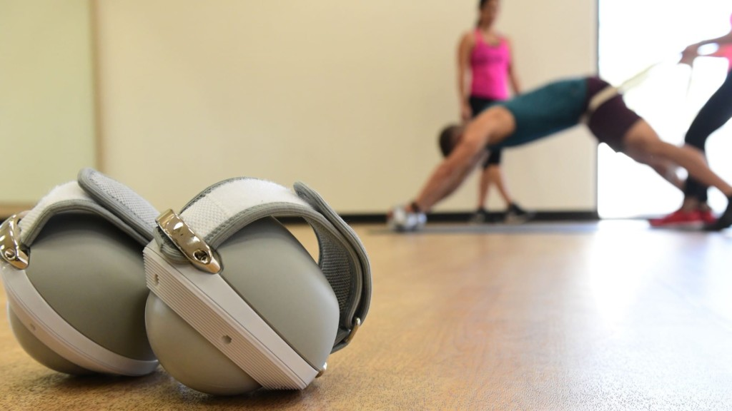 The best budget-friendly home workout gadgets Omniball rolling workout ball