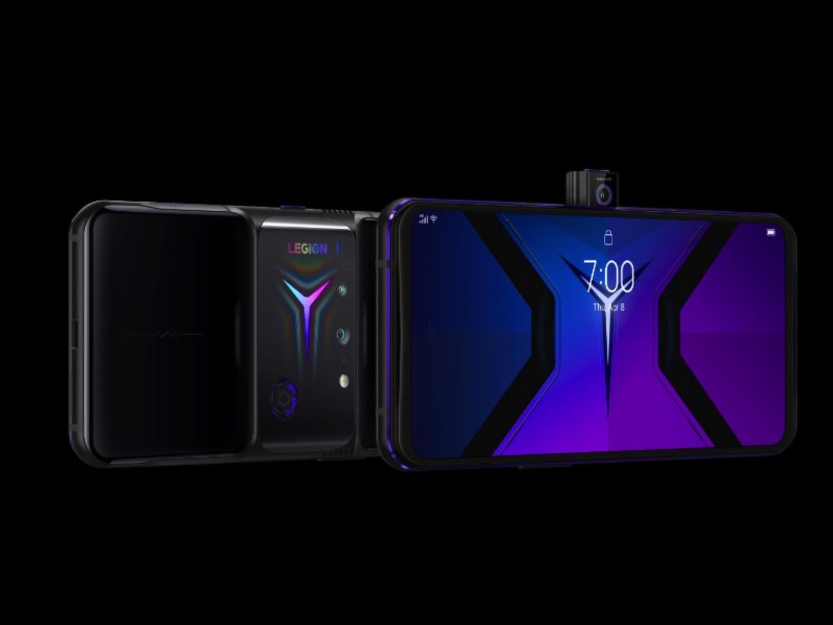 Legion Phone Duel 2 5G gaming smartphone offers a 44 MP pop-up camera & Octa-Trigger keys
