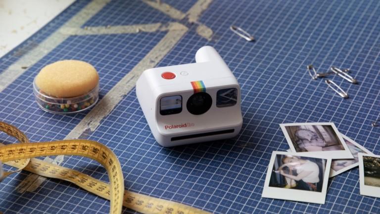 "<em class=""algolia-search-highlight"">Polaroid</em> Go camera is a pocket-size instant analog camera with a self-timer"