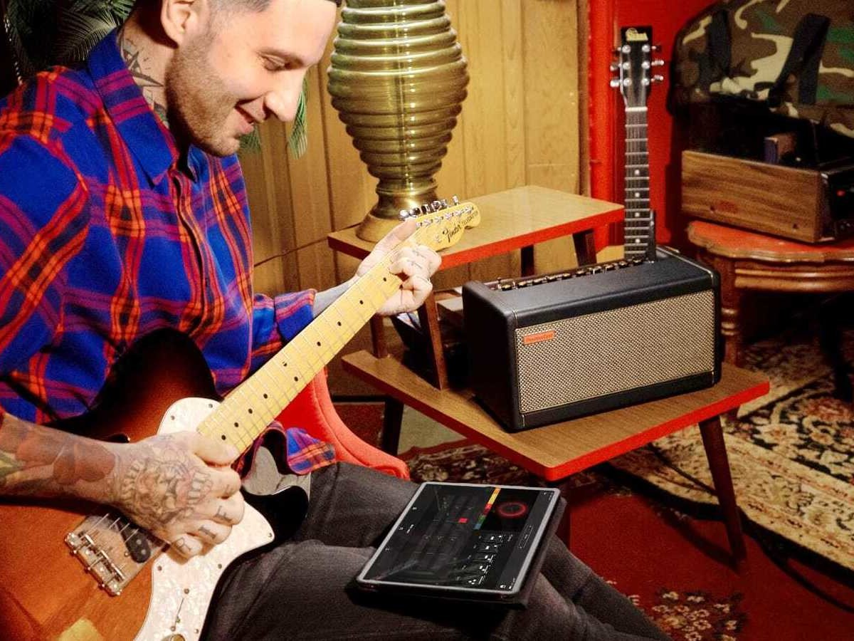 Positive Grid SPARK smart amp gives you more than 10,000 tones you can play with