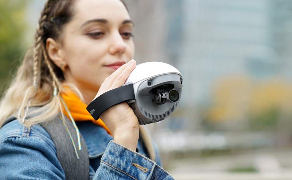 Which drone should you buy in 2021 PowerVision PowerEgg X Explorer AI Personal Camera