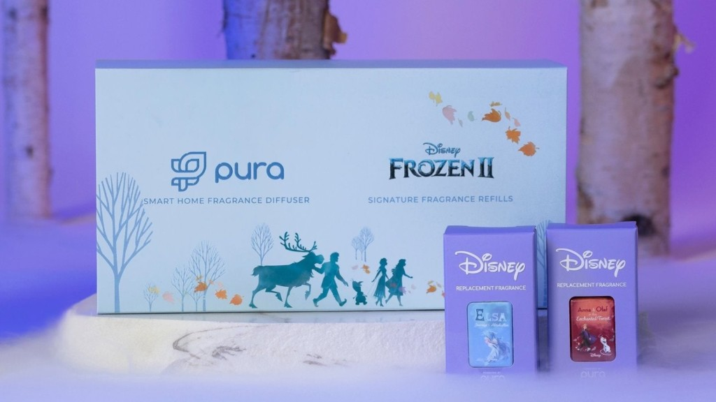 Pura Smart Home Diffuser Frozen 2 Set
