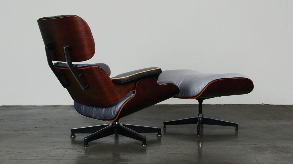 RAD X Parc Eames Chair restored MCM seat