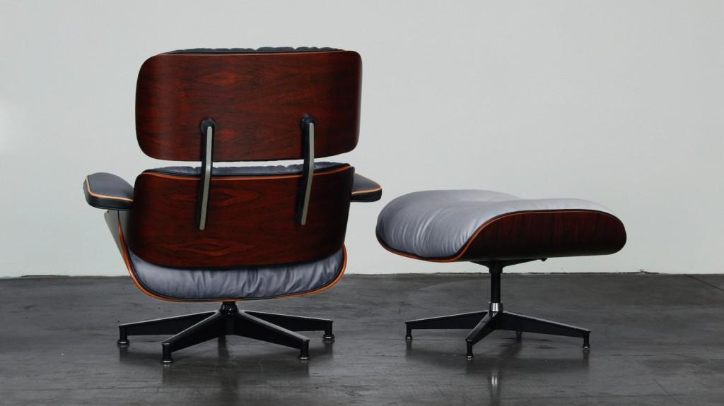 V RAD X Parc Eames Chair restored MCM seat