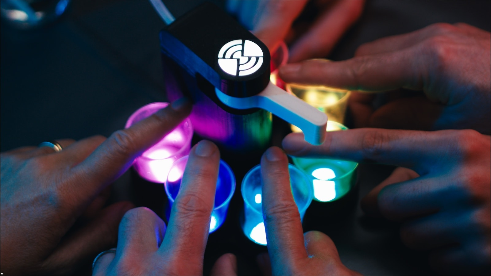 RevoRoulette robot shot dispenser takes your party games up a notch