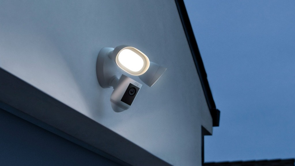 The best of home security gadgets—April 2021 edition Ring Floodlight Cam Wired Pro
