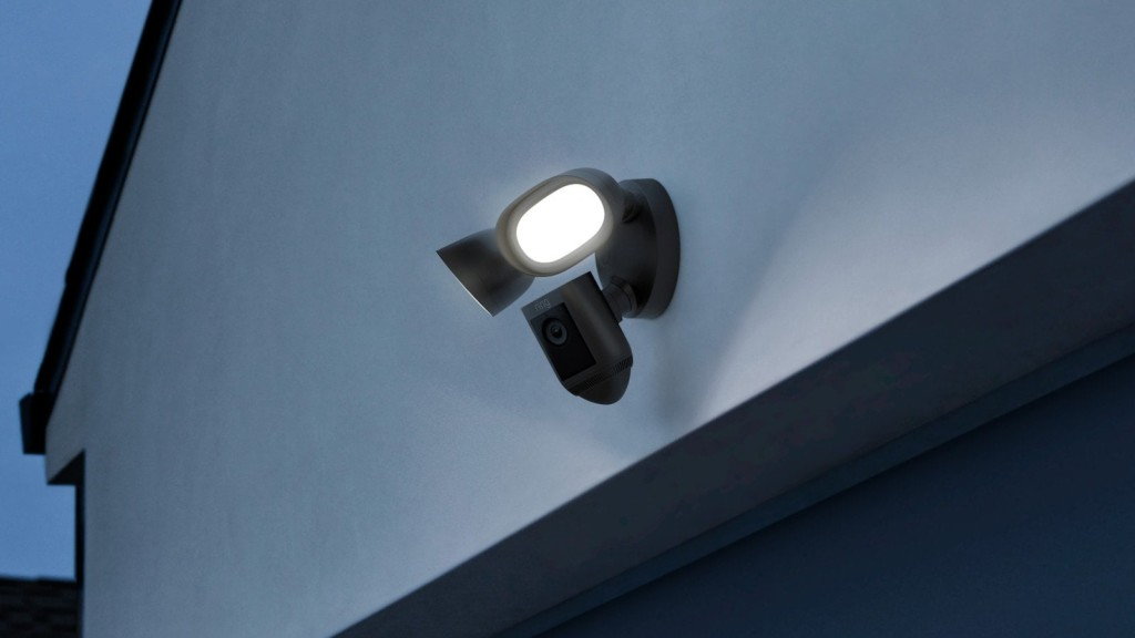 Ring Floodlight Cam Wired Pro