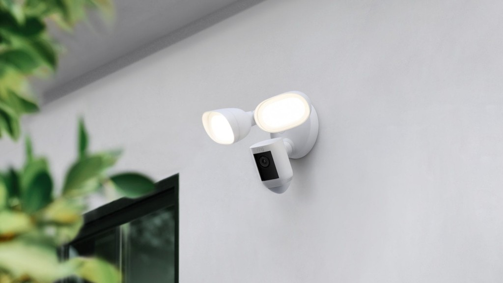 New smart home gadgets you need to see Ring Floodlight Cam Wired Pro
