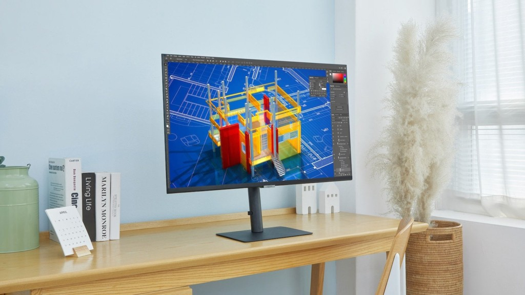 Most useful WFH gadgets for those who work long hours Samsung 2021 High-Resolution Monitors