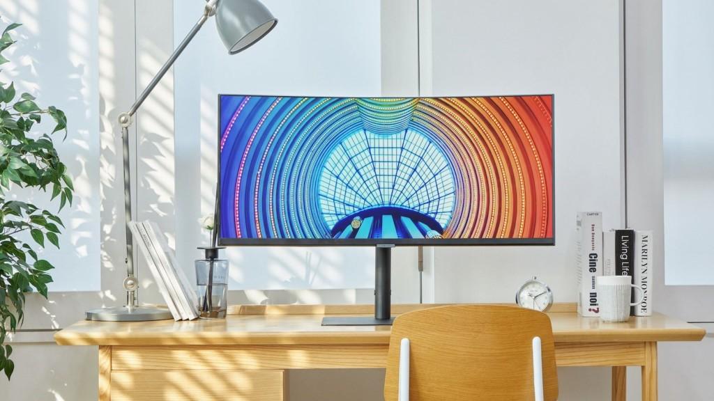 Samsung 2021 High-Resolution Monitors
