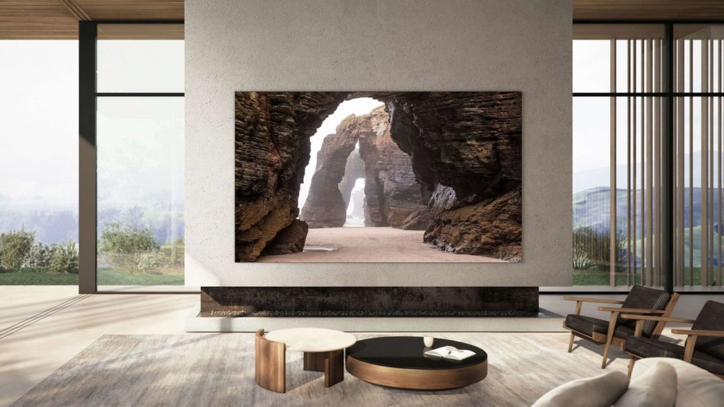 Best home theater gadgets for your living room Samsung 2021 MicroLED TV collection