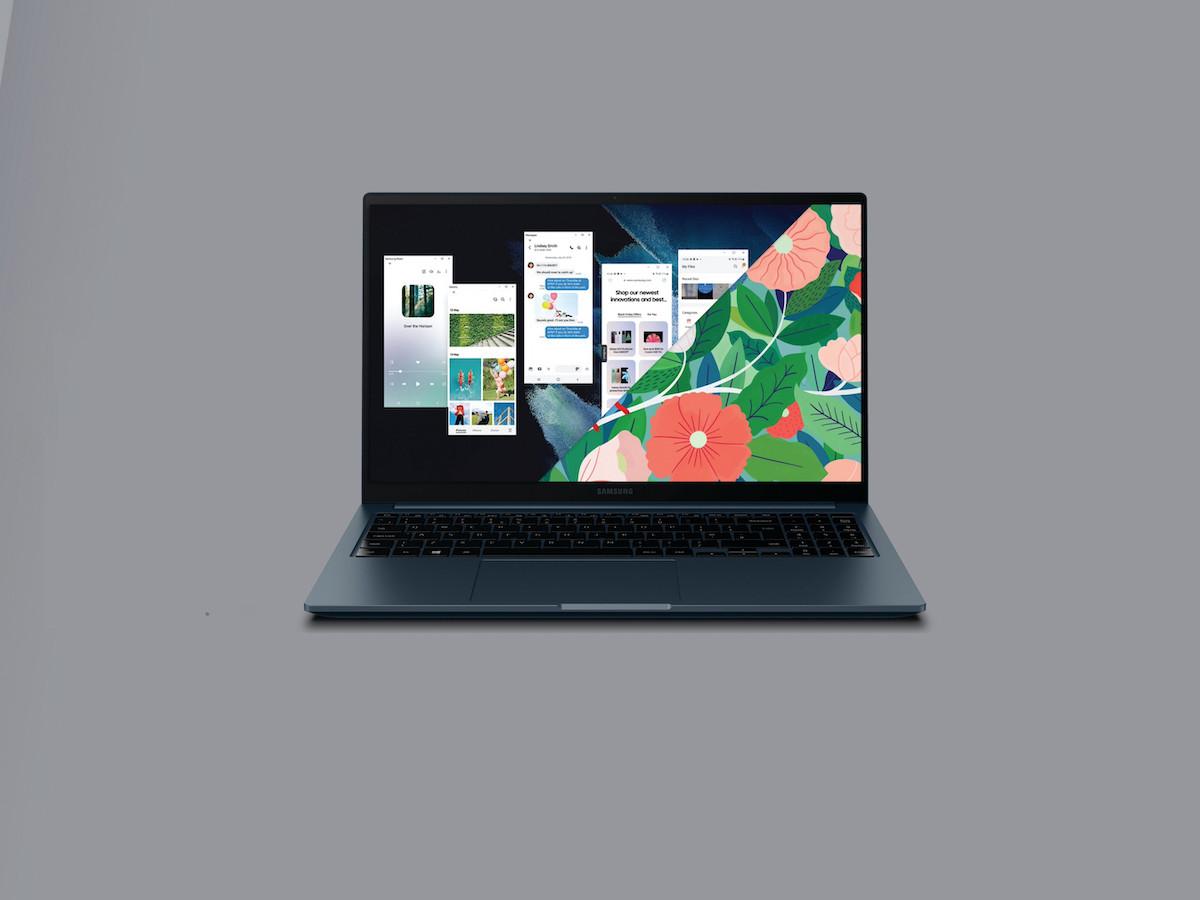 Samsung Galaxy Book Odyssey laptop boasts NVIDIA GeForce RTX 3050Ti graphics