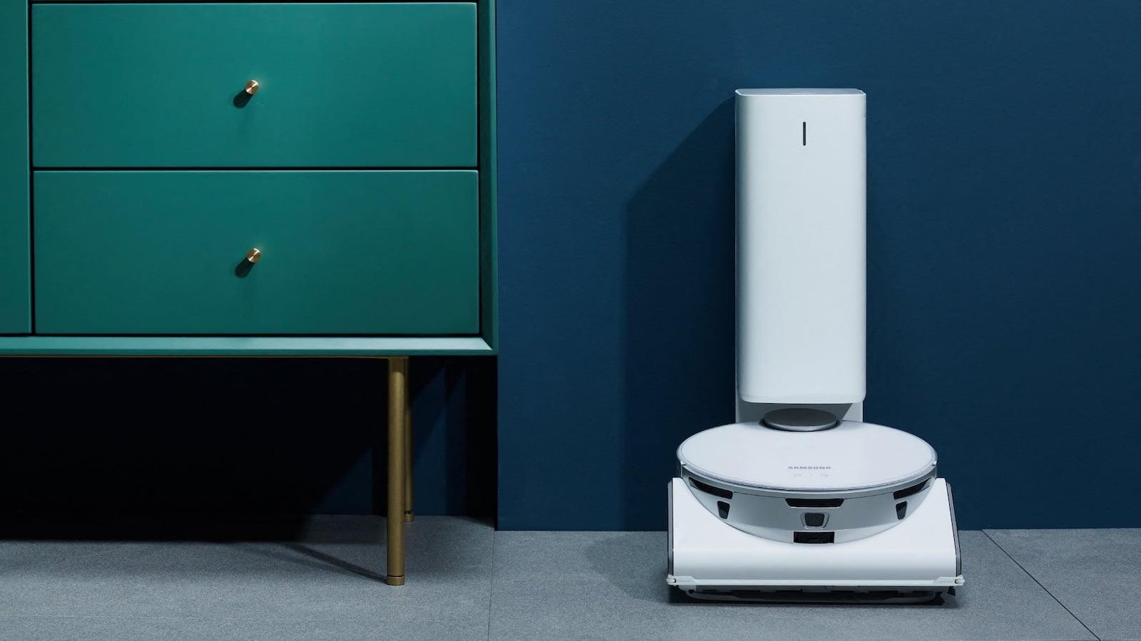 Samsung JetBot 90 AI+ robotic vacuum