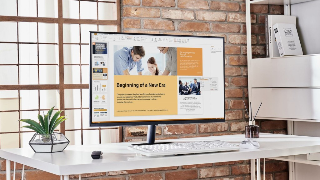 Smart workspace gadgets you need to add to your WFH setup Samsung M7 smart monitor