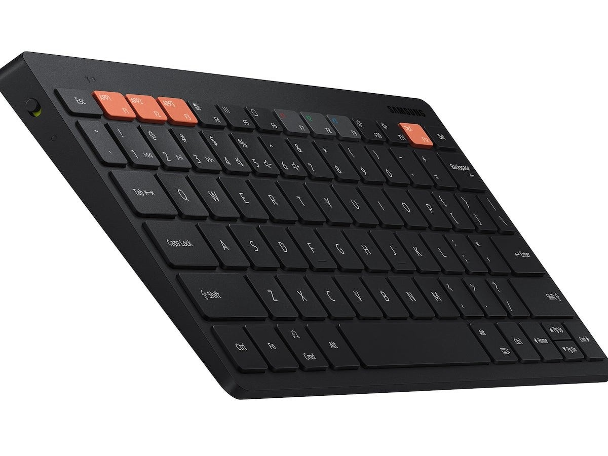 Samsung Smart Keyboard Trio 500 takes your workplace on the go