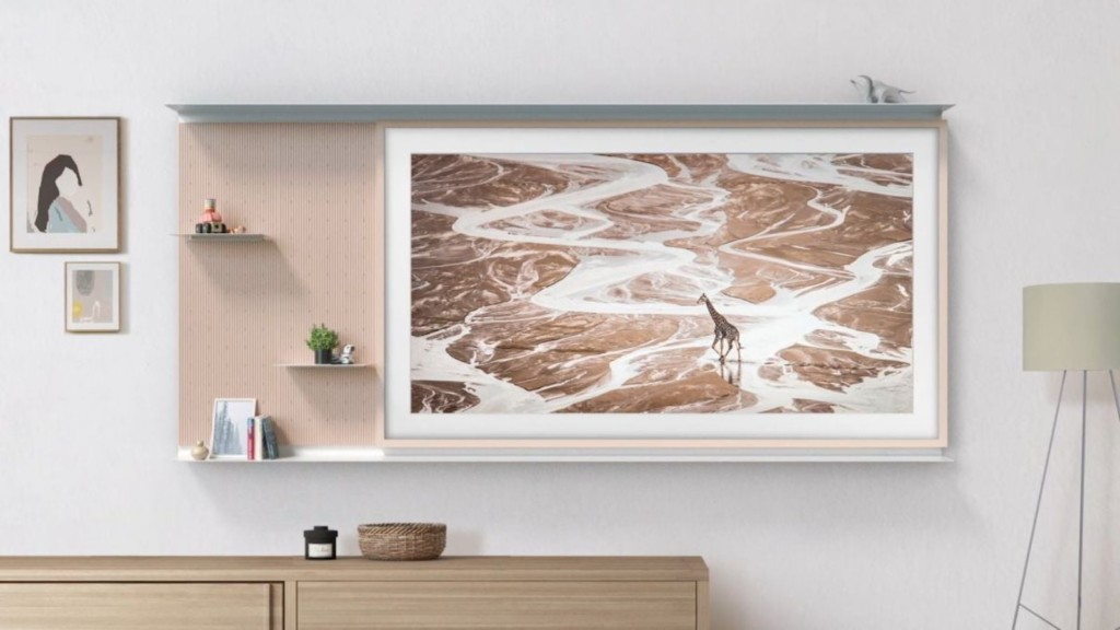 Best gadgets of 2021 so far Samsung The Frame 2021 lifestyle TV