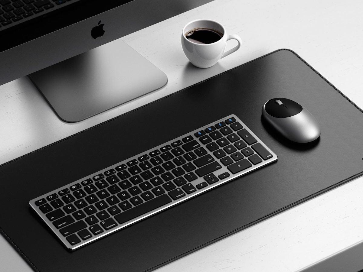 Satechi M1 wireless mouse for Mac features optical sensors and a 32-foot Bluetooth range