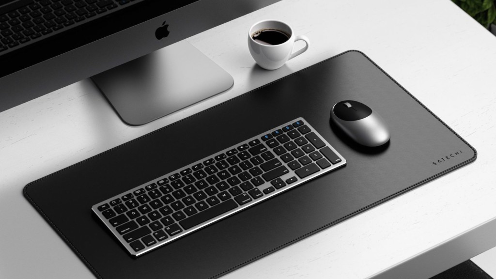 Smart workspace gadgets you need to add to your WFH setup Satechi M1 wireless mouse for Mac
