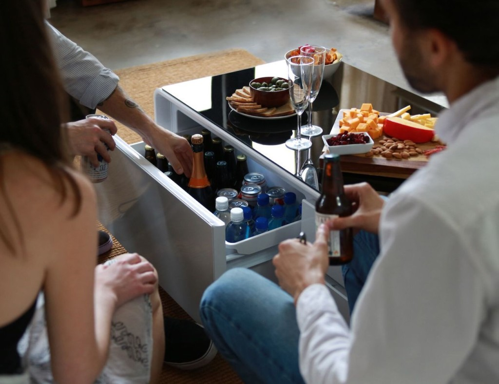 Must-have summer gadgets and accessories for 2021 Sobro Cooler Coffee Table