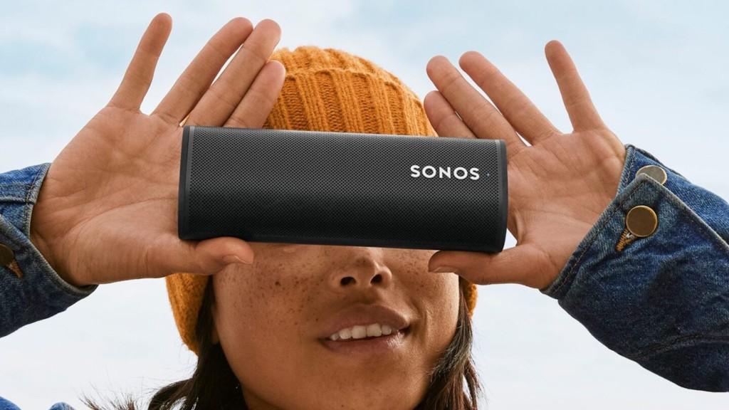 Best gadgets of 2021 so far Sonos Roam portable speaker