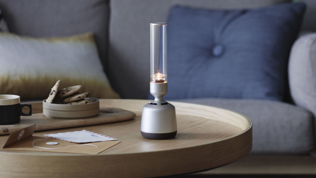 These smart gadgets have mind-blowing designs Sony LSPX S2 Wireless Glass Sound Speaker
