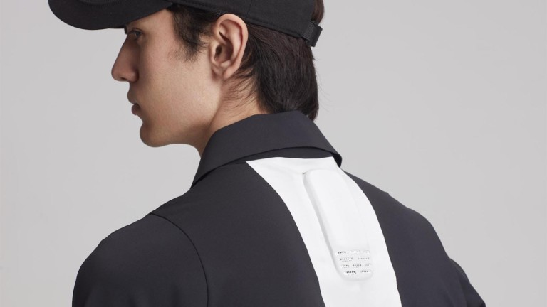 Sony REON POCKET 2 wearable temperature controller cools & warms with 8 temperature levels