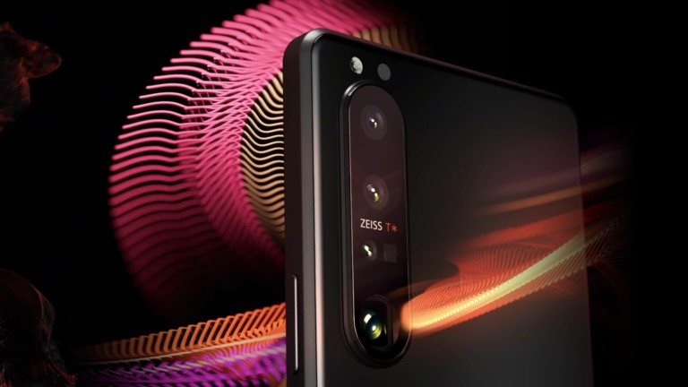 Sony Xperia 1 III Android 4K smartphone has a 120 Hz refresh rate & an HDR OLED display