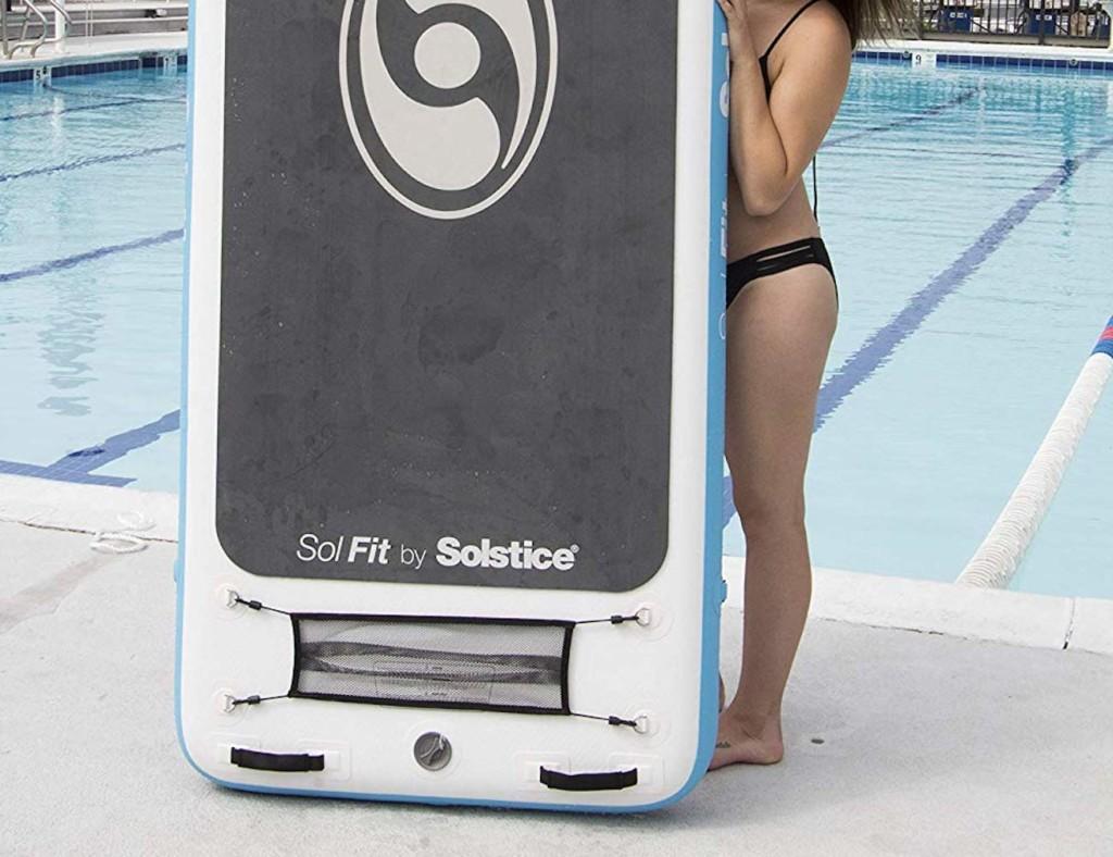 Swimline SolFit Aquatic Fitness Mat