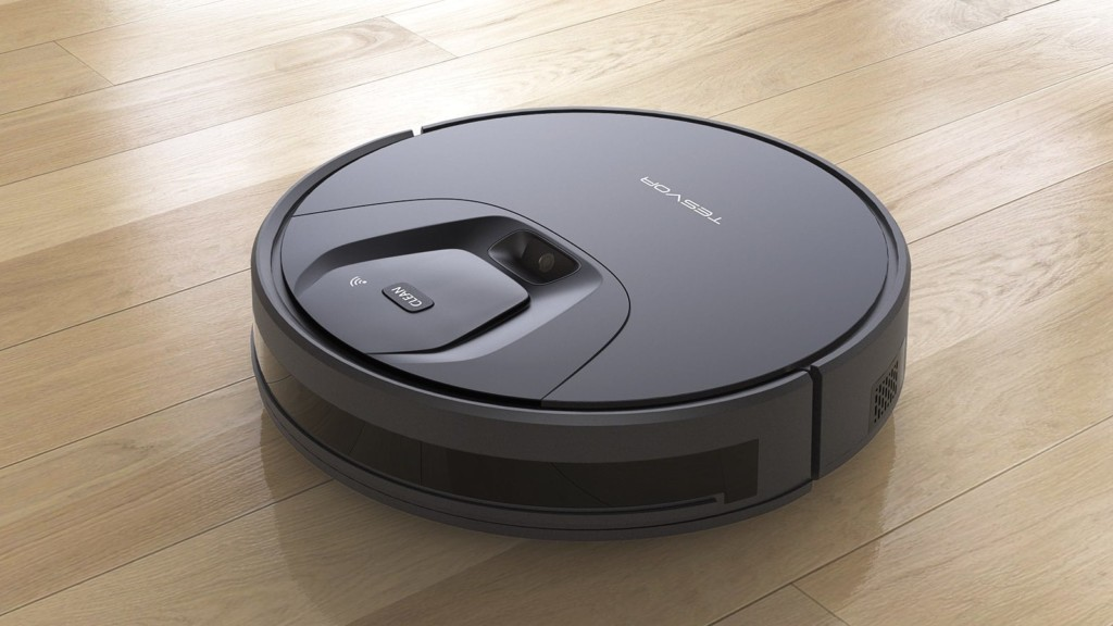Must-have vacuums for home cleaning Tesvor T8 robotic vacuum