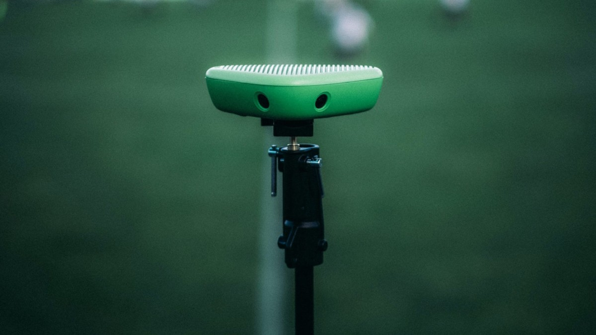 The AI sports camera that will change the way sports are livestreamed