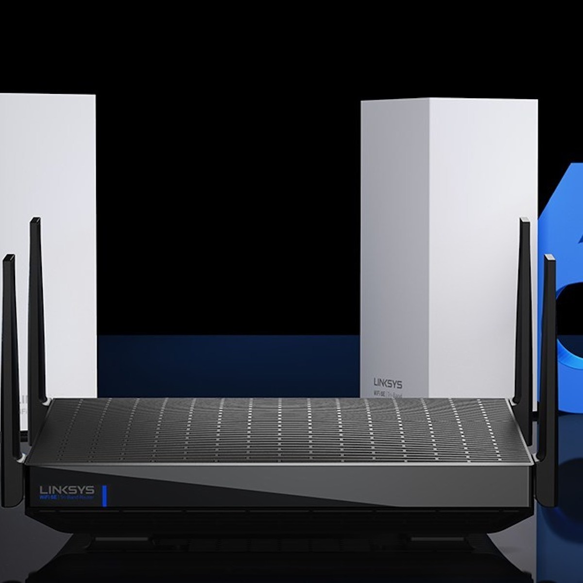 The newest Linksys Velop mesh router supports Wi-Fi 6E at a hefty price thumbnail