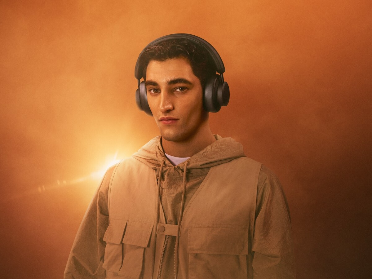 Urbanista Los Angeles self-charging headphones offer unlimited battery life from light