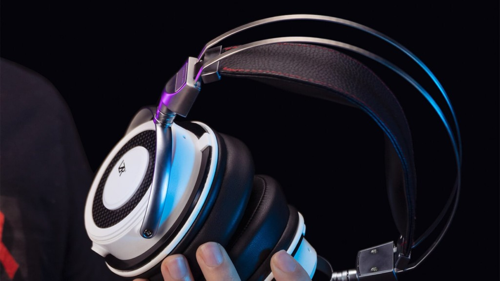 Coolest gaming headphones to buy VZR Model One audiophile gaming headset