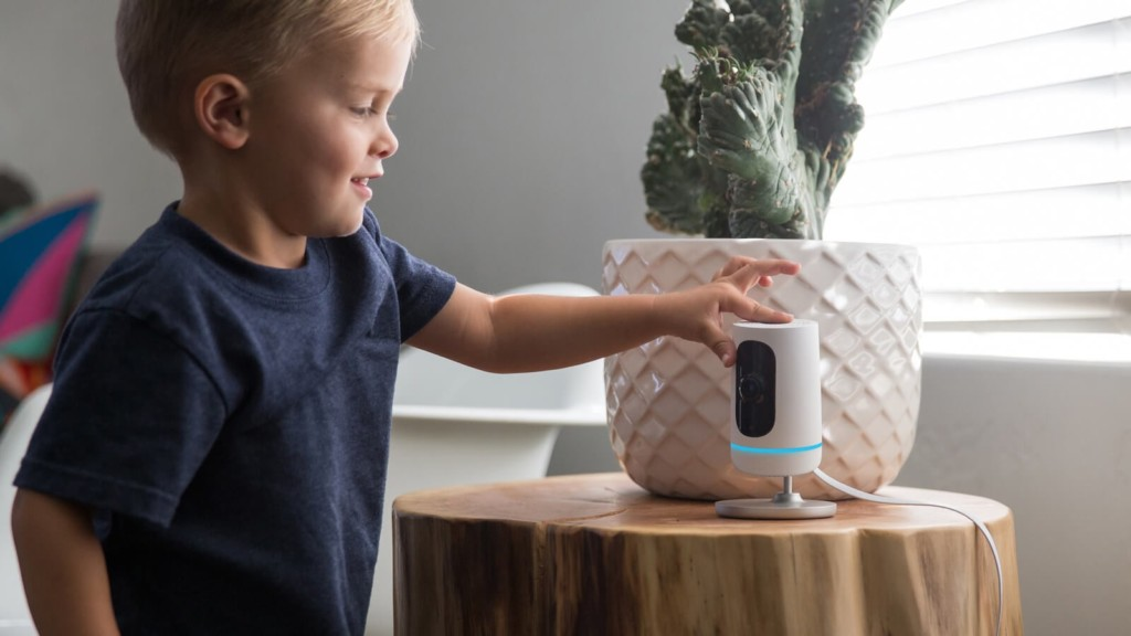 The best of home security gadgets—April 2021 edition Vivint Ping indoor security camera