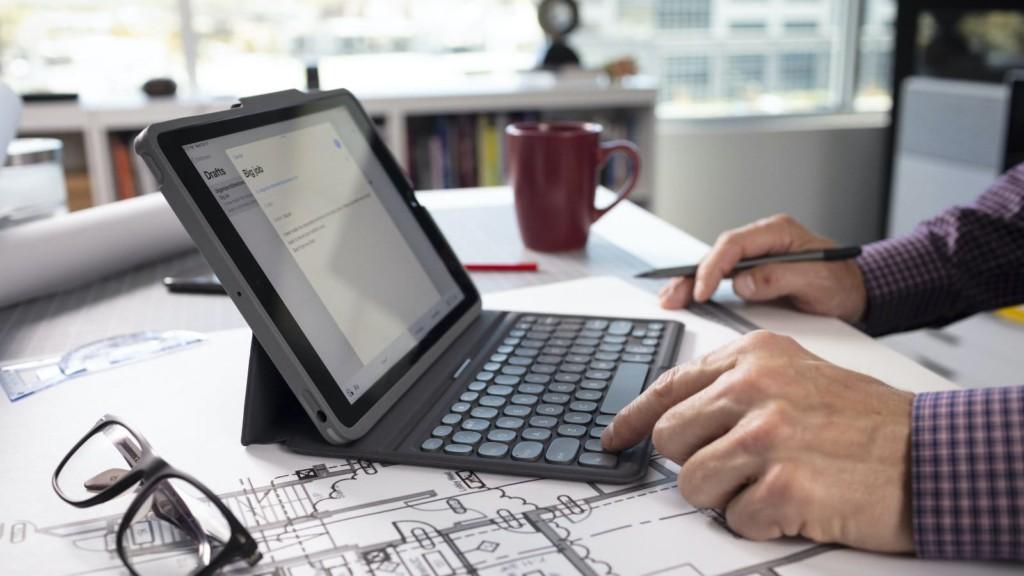 The best iPad gadgets you can buy now ZAGG Pro Keys wireless iPad keyboard