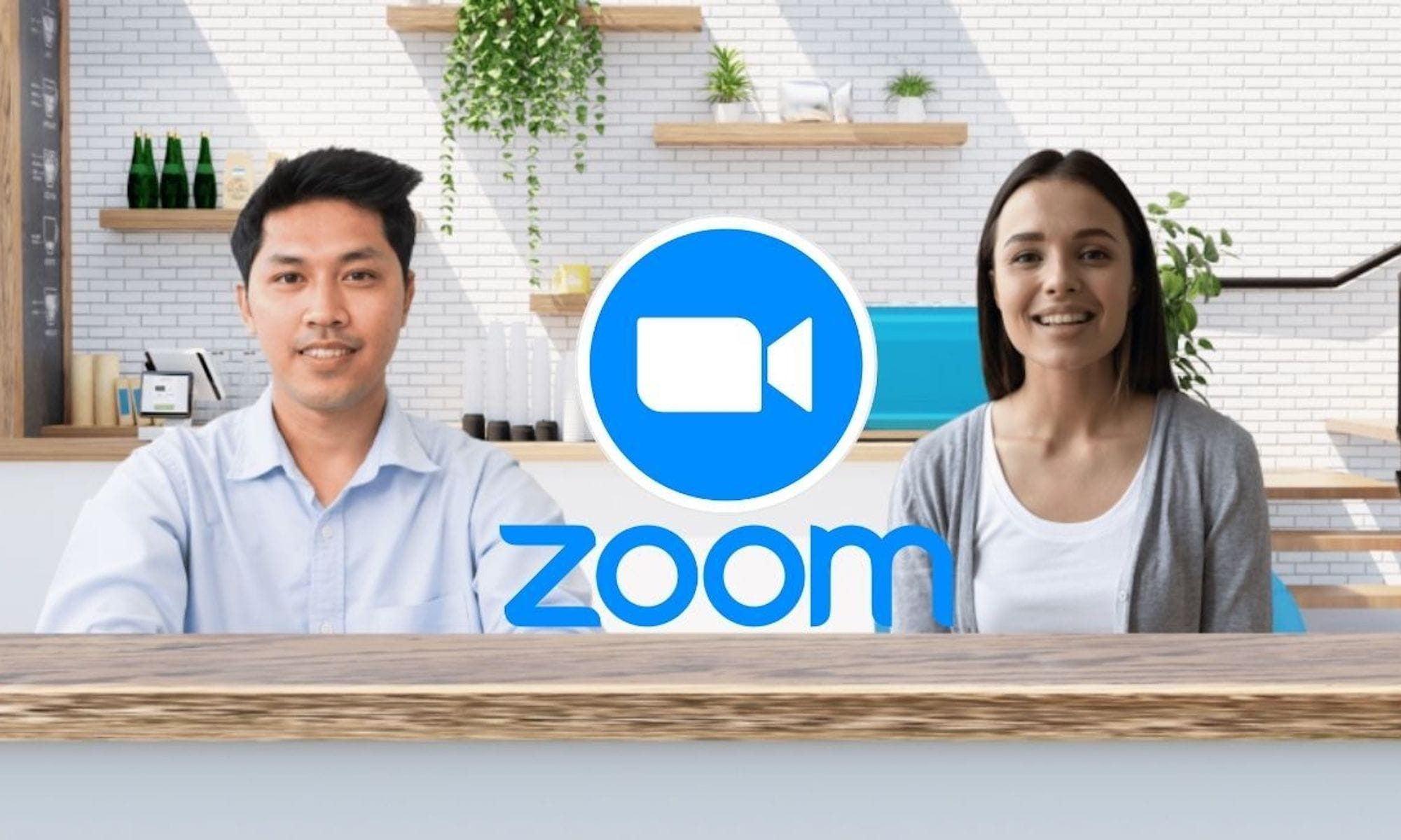 Zoom's Immersive View