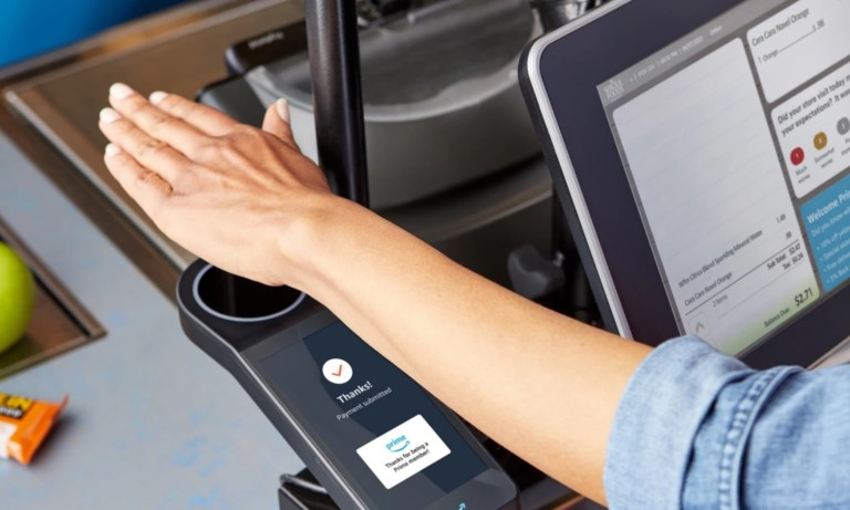 Amazon One brings contactless payments to Whole Foods stores