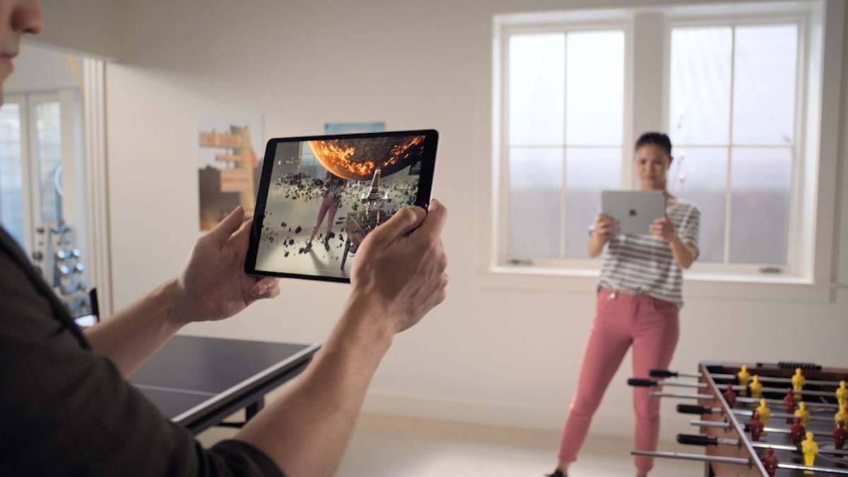 Codename: Urban Legends—the future of 5G AR gaming is here