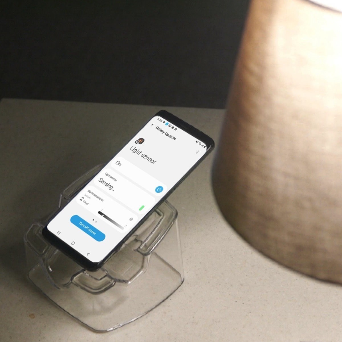 Now you can turn your old Galaxy phone into a smart home sensor thumbnail