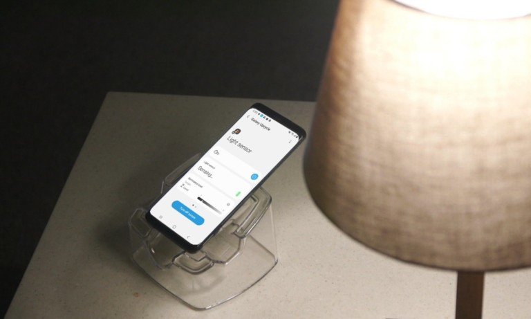 Now you can turn your old Galaxy phone into a smart home sensor