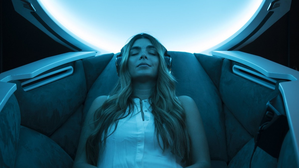 A personal meditation pod for $14,500—is it worth it?