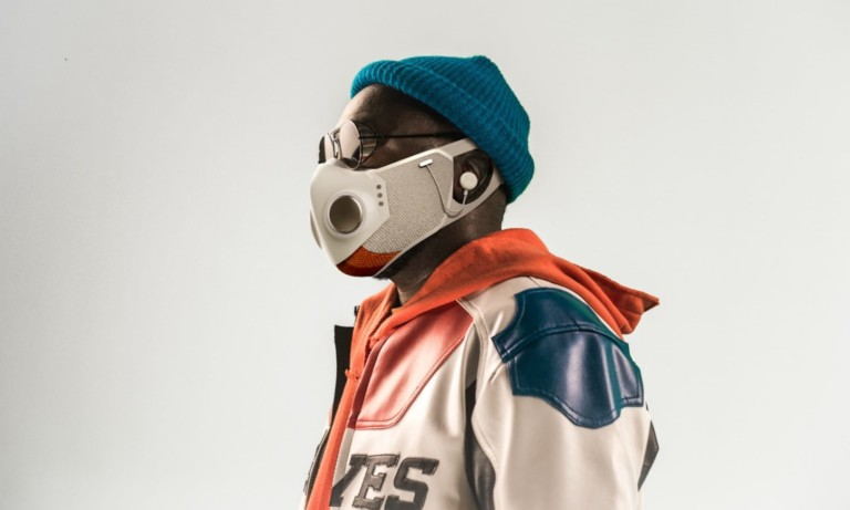 XUPERMASK—another futuristic face mask is here from will.i.am and Honeywell