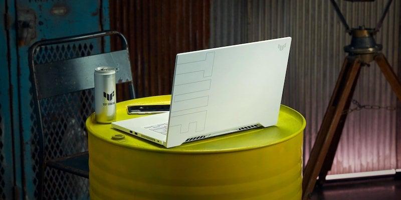 ASUS TUF Dash F15 2021 laptop