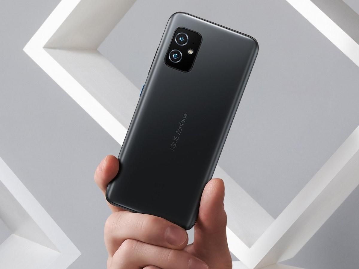 ASUS Zenfone 8 smartphone has a 120 Hz Samsung AMOLED display & 4,000 mAh Battery