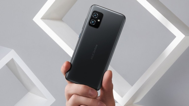 ASUS Zenfone 8 smartphone has a 120 Hz Samsung AMOLED display & 4,000 mAh Battery