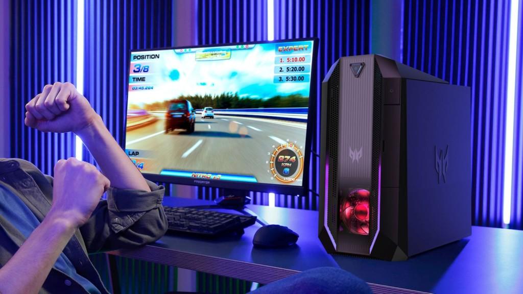 Acer Predator Orion 3000 gaming desktop