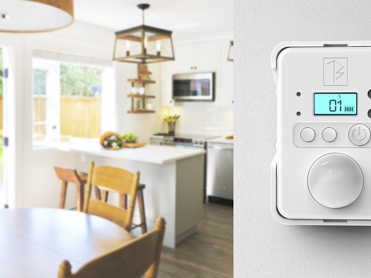 All-In-Sensor complete smart home gadget provides all the important info from one device